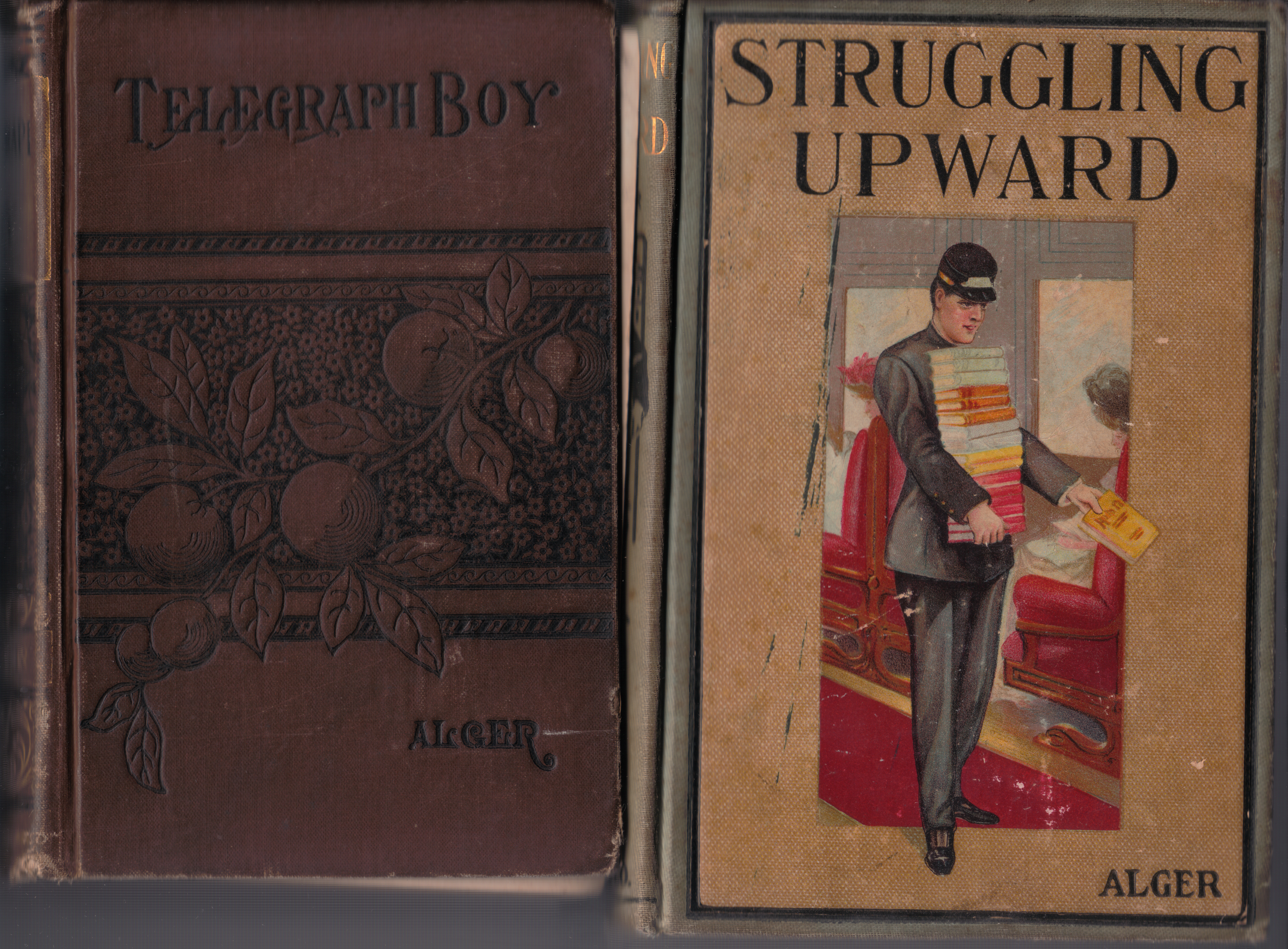 Enduring stories.  1890 and circa 1920